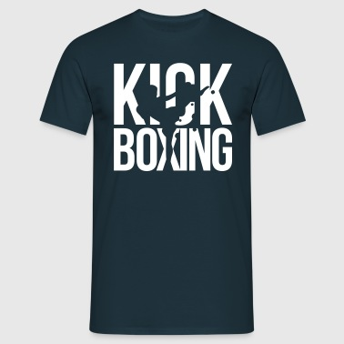 boxe kick boxing - T-shirt Homme