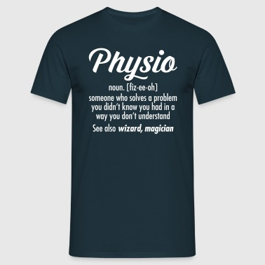 Physio Definition - Men's T-Shirt