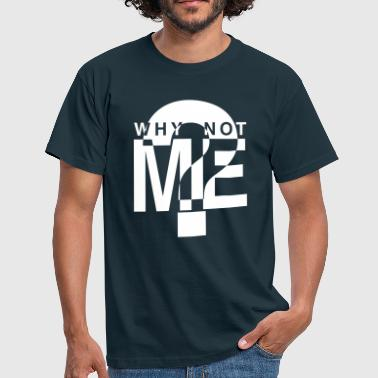 Try Me twice - T-shirt Homme
