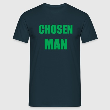 Chosen Man - Men's T-Shirt
