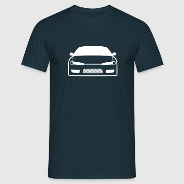 JDM Car eyes S14 | T-shirts JDM - Men's T-Shirt