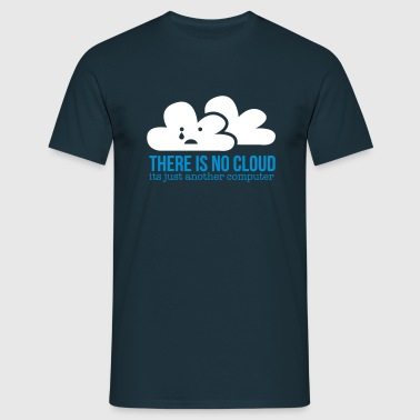 cloud - Men's T-Shirt