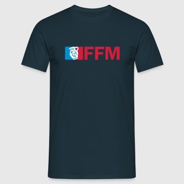 Bembel Design FFM - Men's T-Shirt