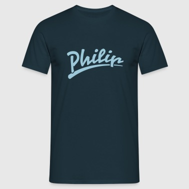 Philip | philip - Men's T-Shirt
