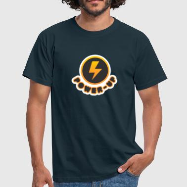 Power-Up Strike - Men's T-Shirt