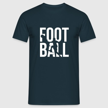football - Mannen T-shirt
