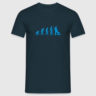evolution_sex3 - Männer T-Shirt
