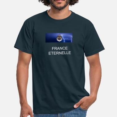 Patriotique France Eternelle - T-shirt Homme