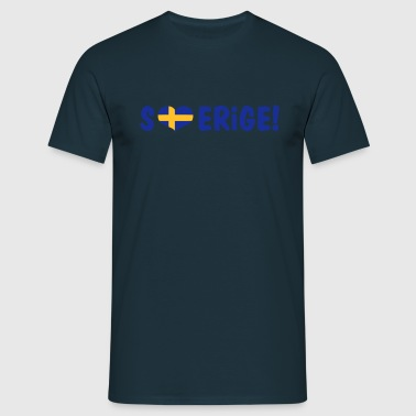 Swedish Love - T-shirt herr