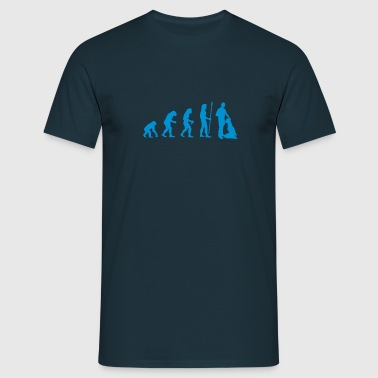 evolution_sex2 - Männer T-Shirt