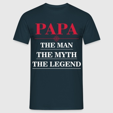 The Man The Myth The Legend - Men's T-Shirt