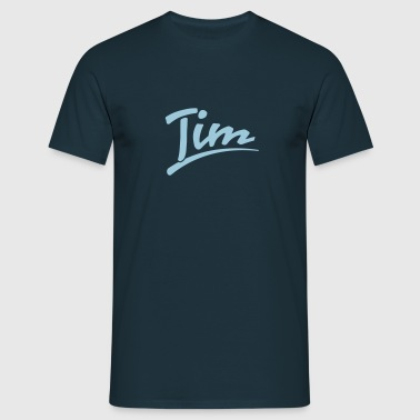 Tim | tim - T-skjorte for menn