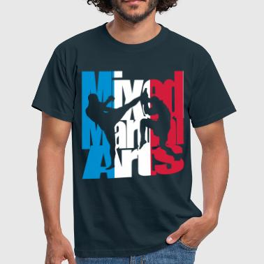 French Mixed martial arts - T-shirt Homme