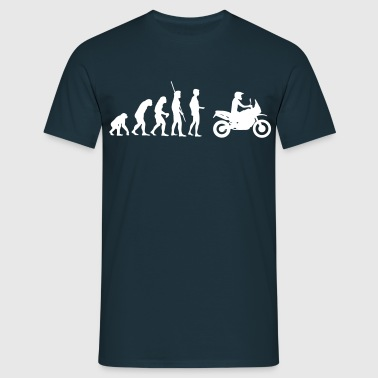 Evolution Enduro Adventure - Männer T-Shirt