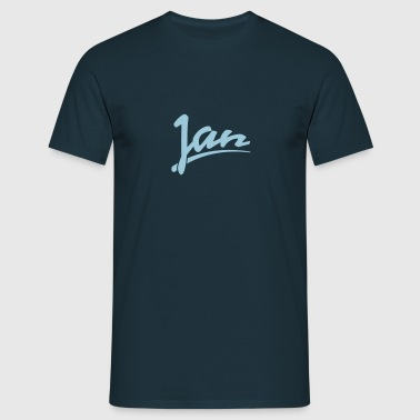 jan | Jan - T-shirt Homme
