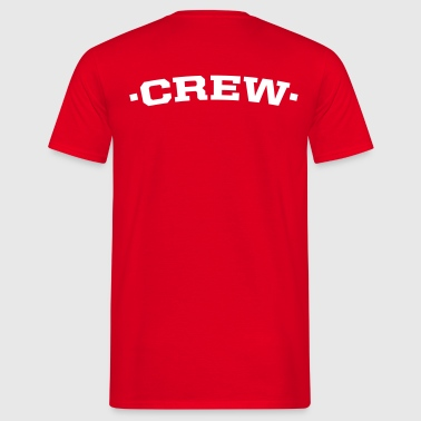 crew - T-skjorte for menn