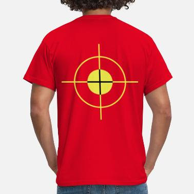 Target target - cible - T-shirt Homme
