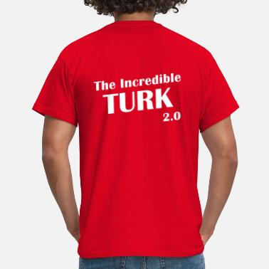 Iyi The incredible Turk 2.0 - T-shirt Homme