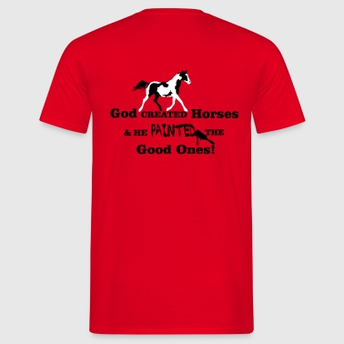 Paint Horse - Men's T-Shirt