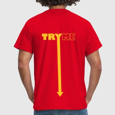 tryme - T-shirt Homme