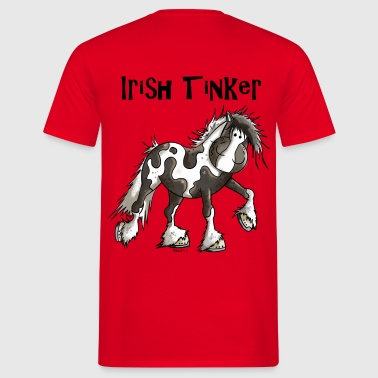 Tracy der Irish Tinker - Männer T-Shirt