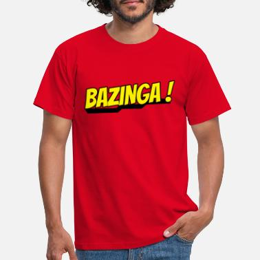 Theory Bazingaaa - Men's T-Shirt