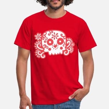 Day Of The Dead Mexico Day of the Dead - Men's T-Shirt