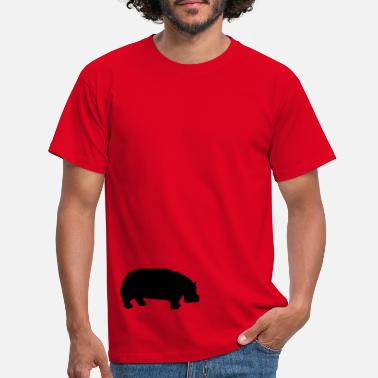 Forme hippo - T-shirt Homme