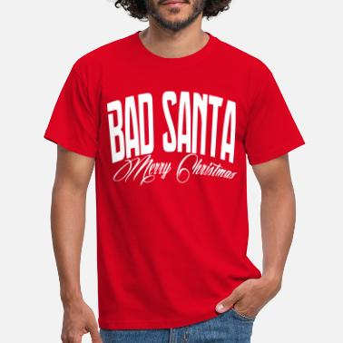 Greenboy Bad Santa Jul. Jul - T-shirt herr