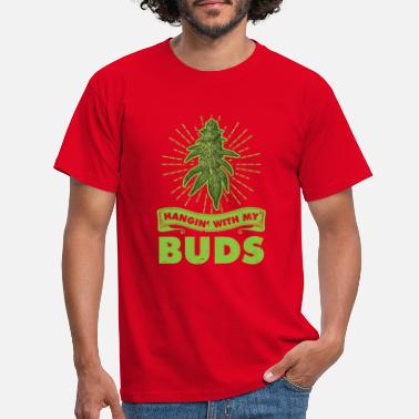 Bud Buds - T-skjorte for menn