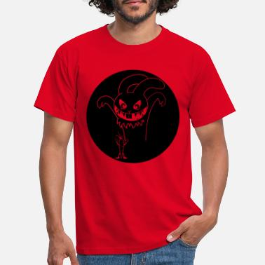 Halloween Rabbit - Männer T-Shirt