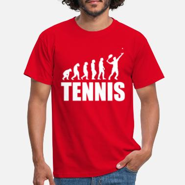 Evolution Tennis Evolution Tennis Player - T-shirt mænd