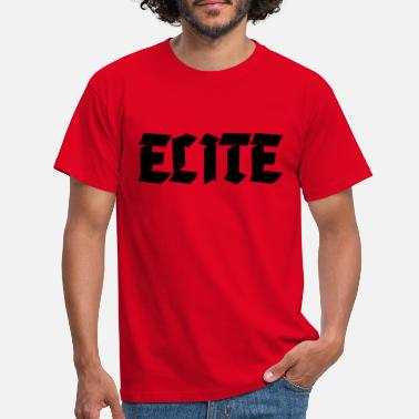Verantsaltung elite - Men's T-Shirt