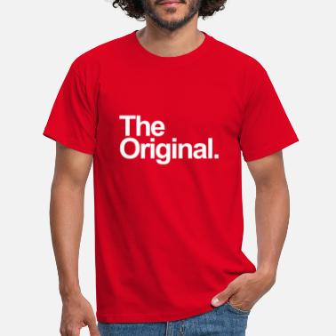 Original The original - Men's T-Shirt