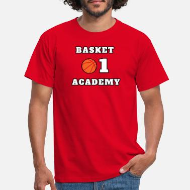 Academy Basket Academy - Men's T-Shirt