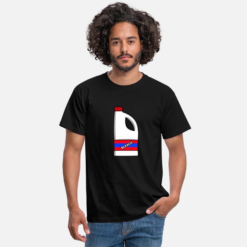 Blekemiddel T skjorte for menn | Spreadshirt