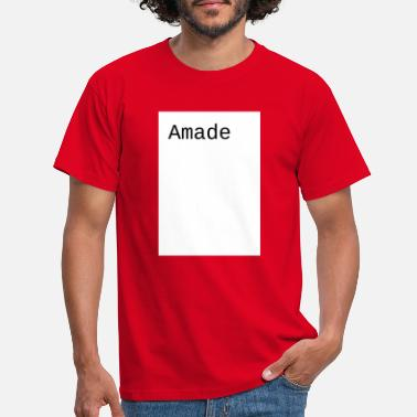 AMADE - T-shirt Homme