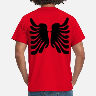 Angelwings Ailes d'Albanie, Angelwings, - T-shirt Homme