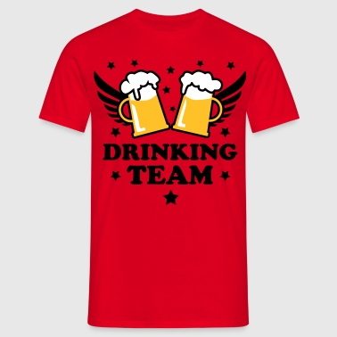 Drinking team International Mass Bier Beer Party 3 - Camiseta hombre