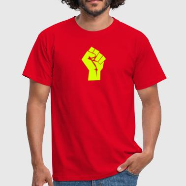 Power Fist Power Fist - Men's T-Shirt