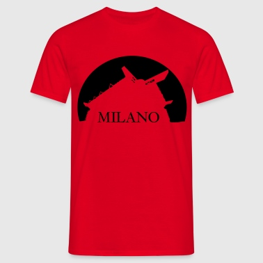 San Siro Stadium, Milan  - Men's T-Shirt