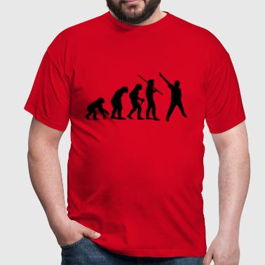 Evolution Rock - Männer T-Shirt