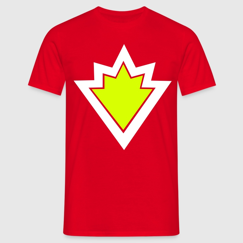 SuperTed Symbol - Men's T-Shirt