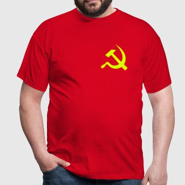 hammer_and_sickle - T-shirt Homme
