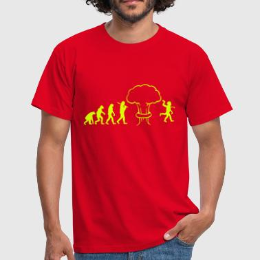 Evolution Mutation - Männer T-Shirt