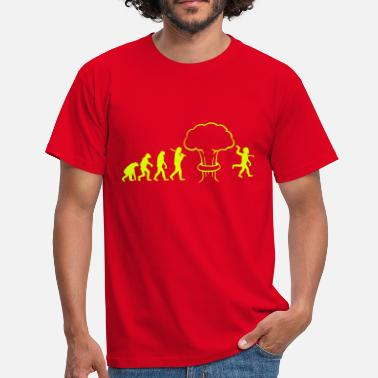 Darwin Evolution Mutation - T-shirt herr