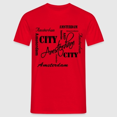 Amsterdam - Men's T-Shirt