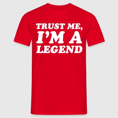 Legend - Men's T-Shirt