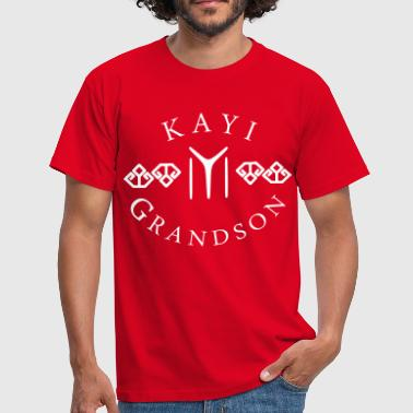 Men T-Shirts KAYI Grandson IYI - T-shirt Homme