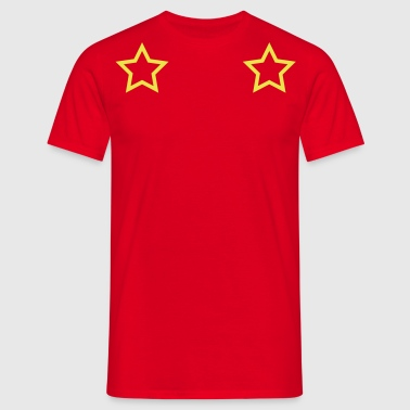 Star - T-shirt herr